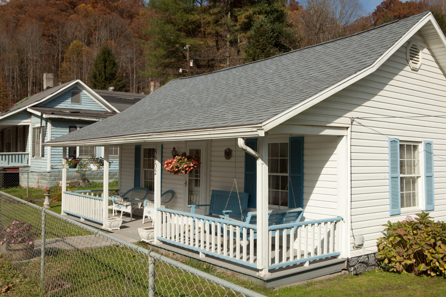 Residential housing, Wise County, Virginia, 2012