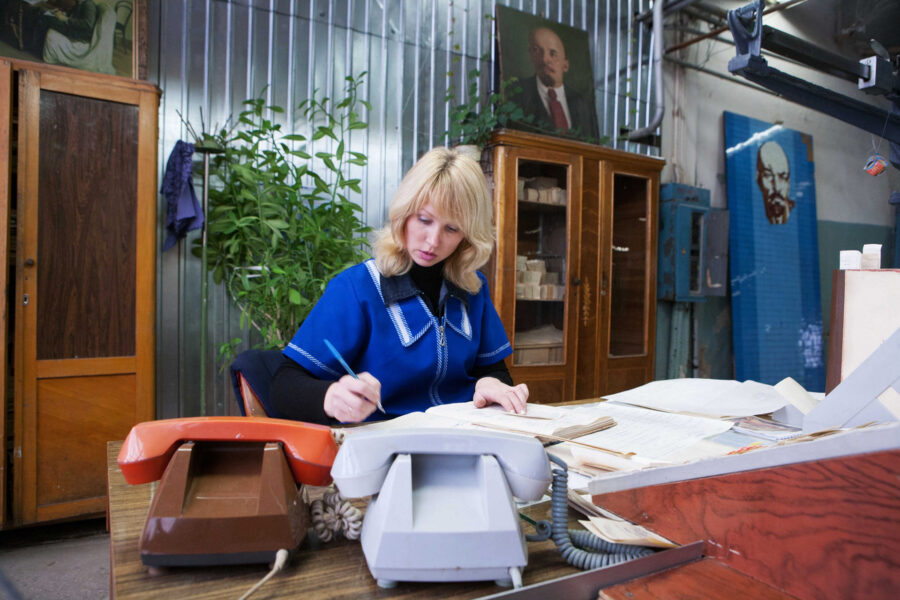 Textile Factory, Ural Mash, Russia, 2009