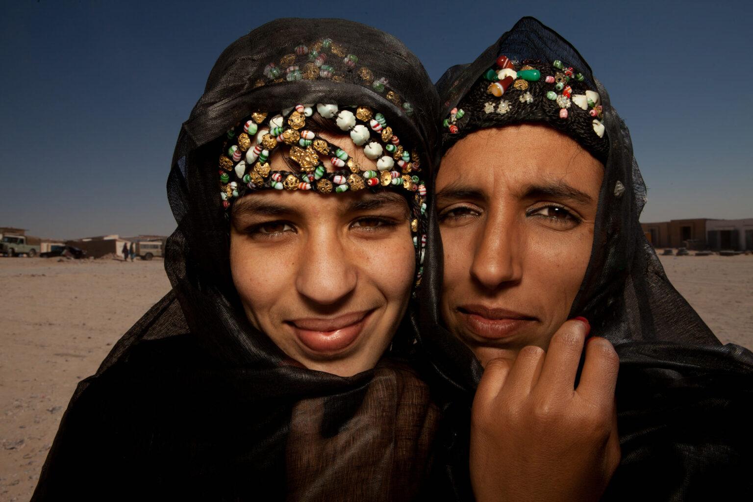 Laayoune Refugee Camp, Algeria, 2015