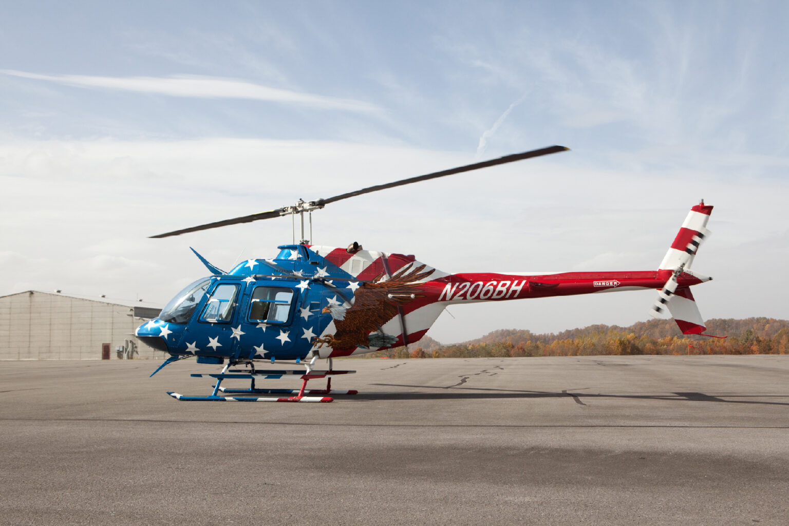 Helicopter, Wise County, Virginia, 2012