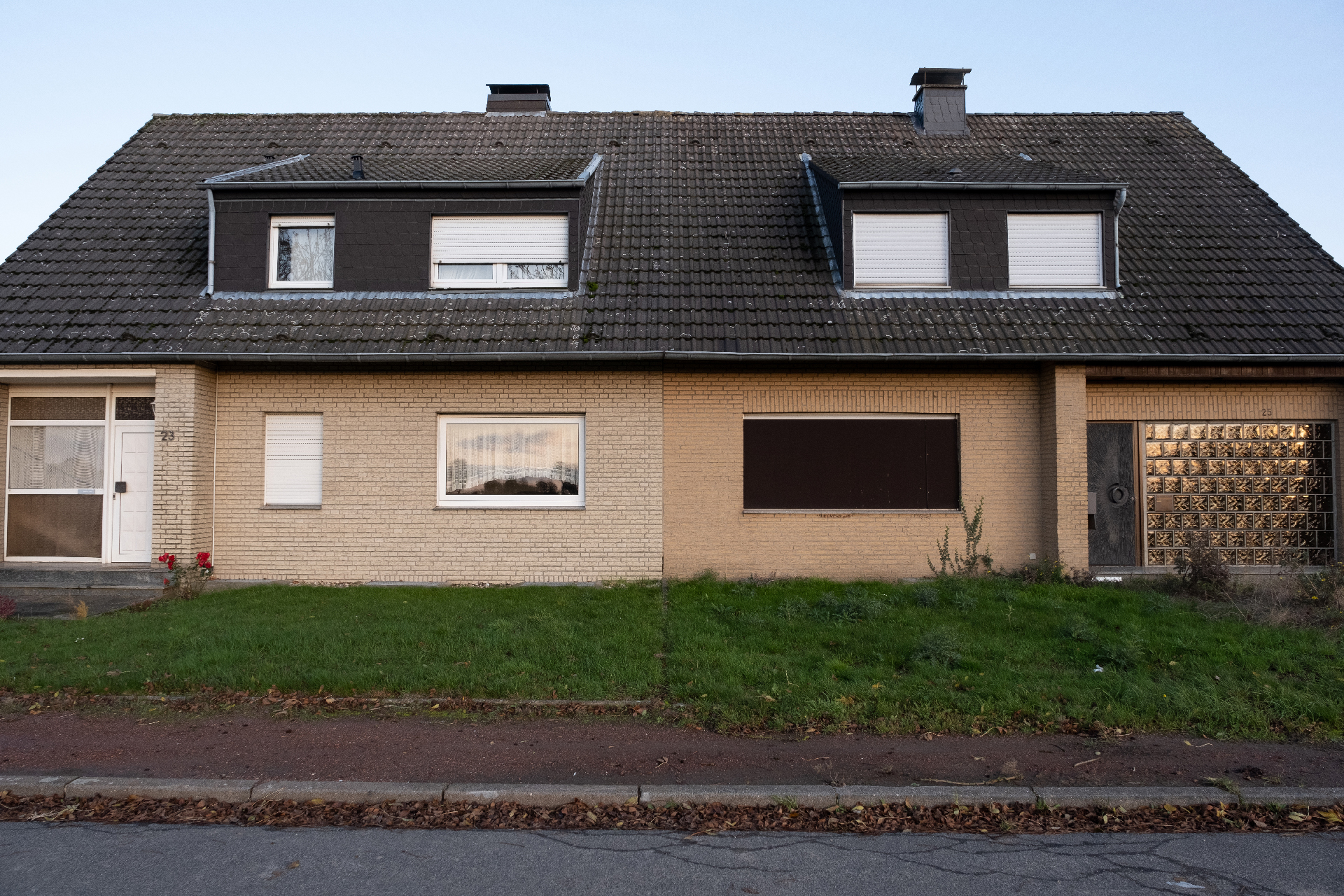 Condemned Housing, Immerath, Germany, 2019